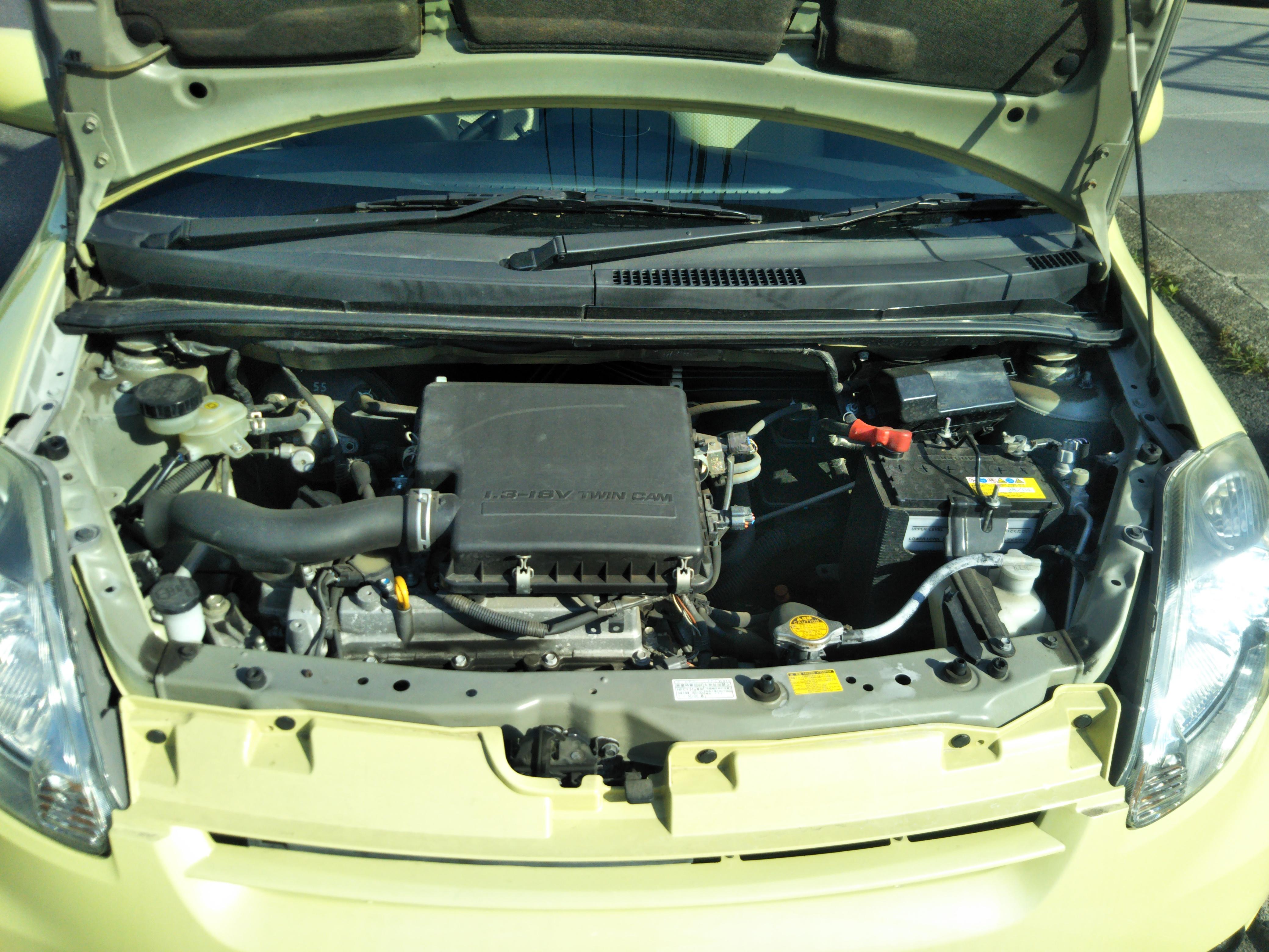 トヨタパッソ1.3Gの車両写真 その12