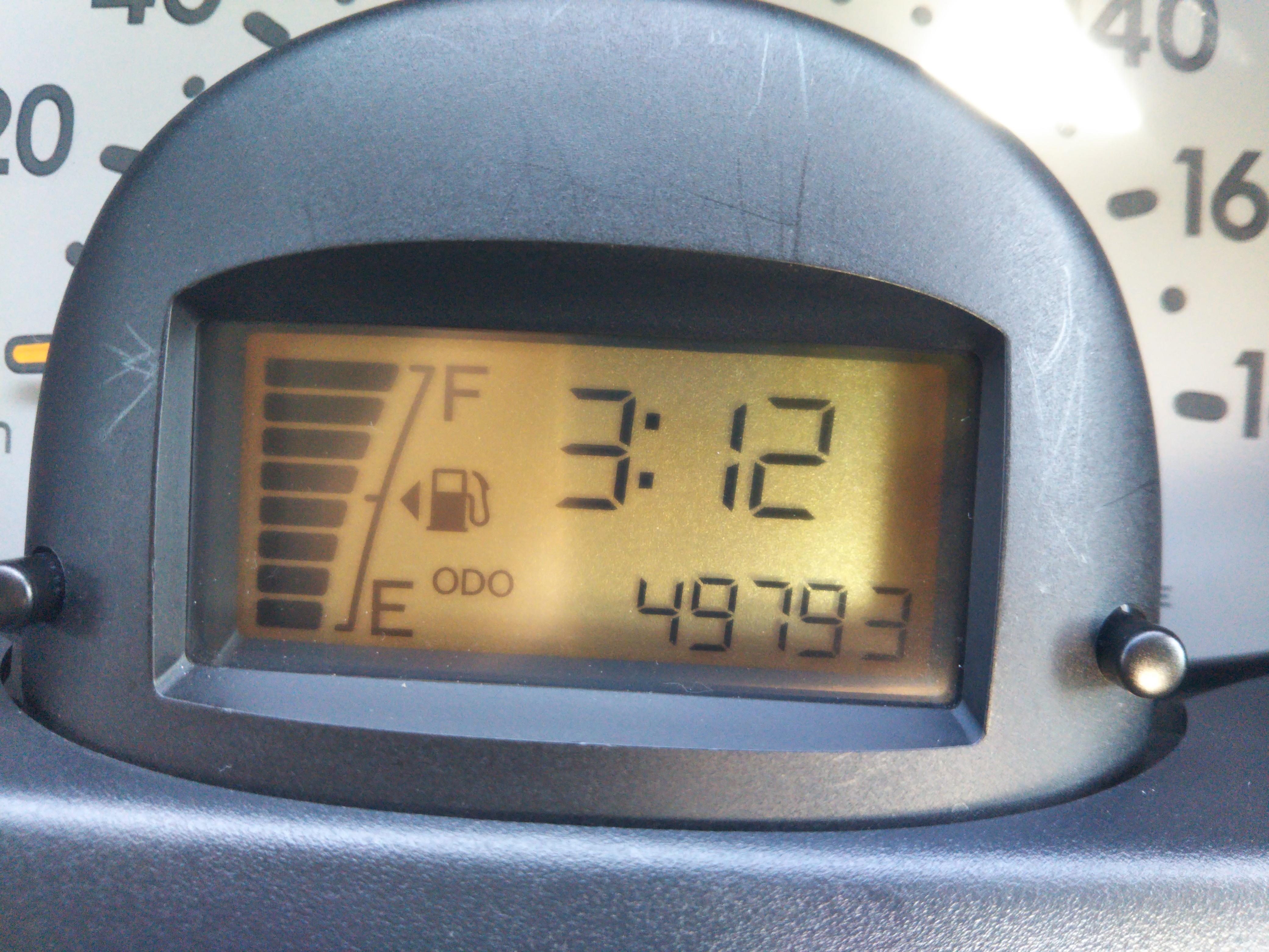 トヨタパッソ1.3Gの車両写真 その11