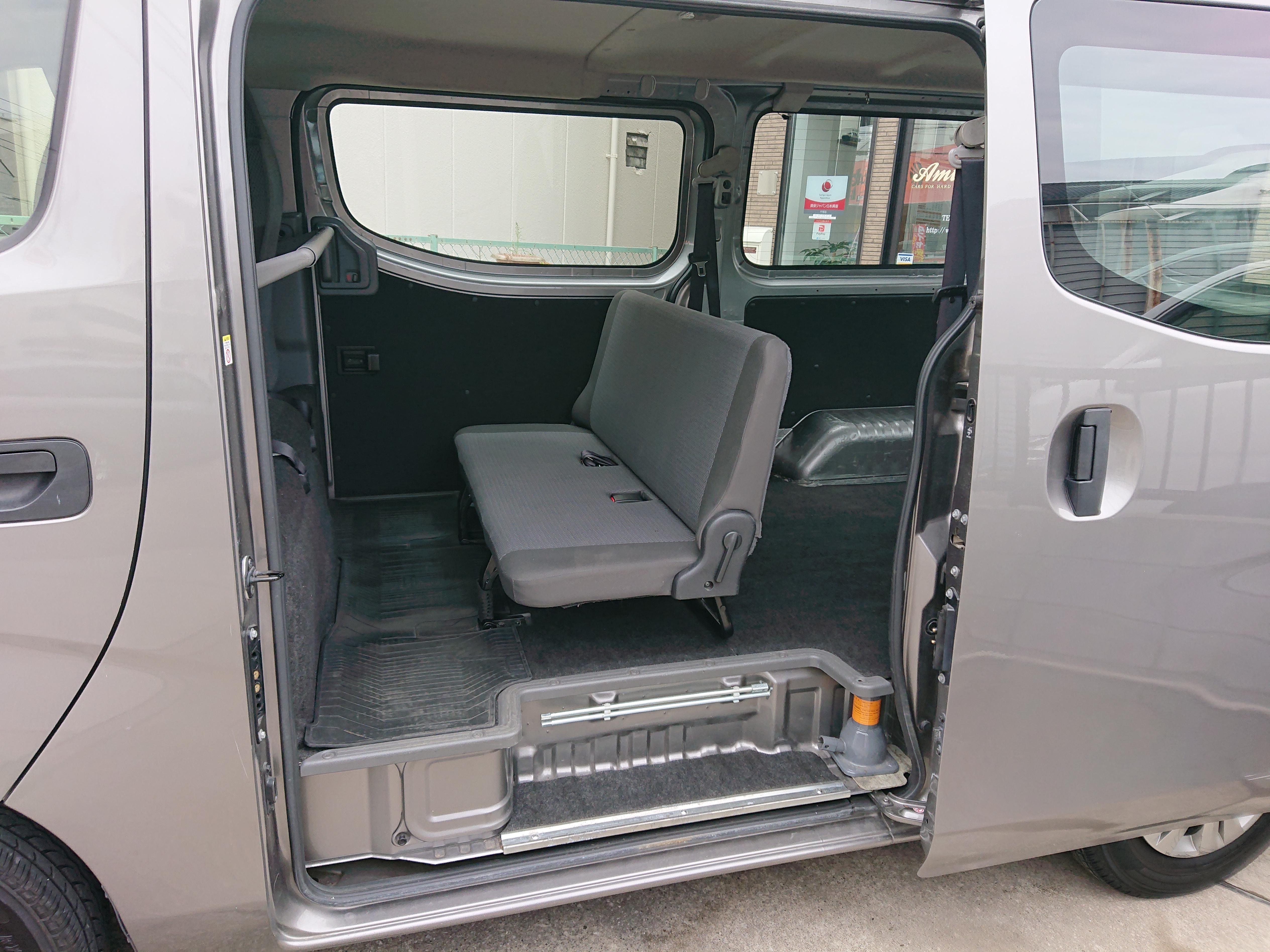 日産NV350キャラバン ロングDXの車両写真 その9