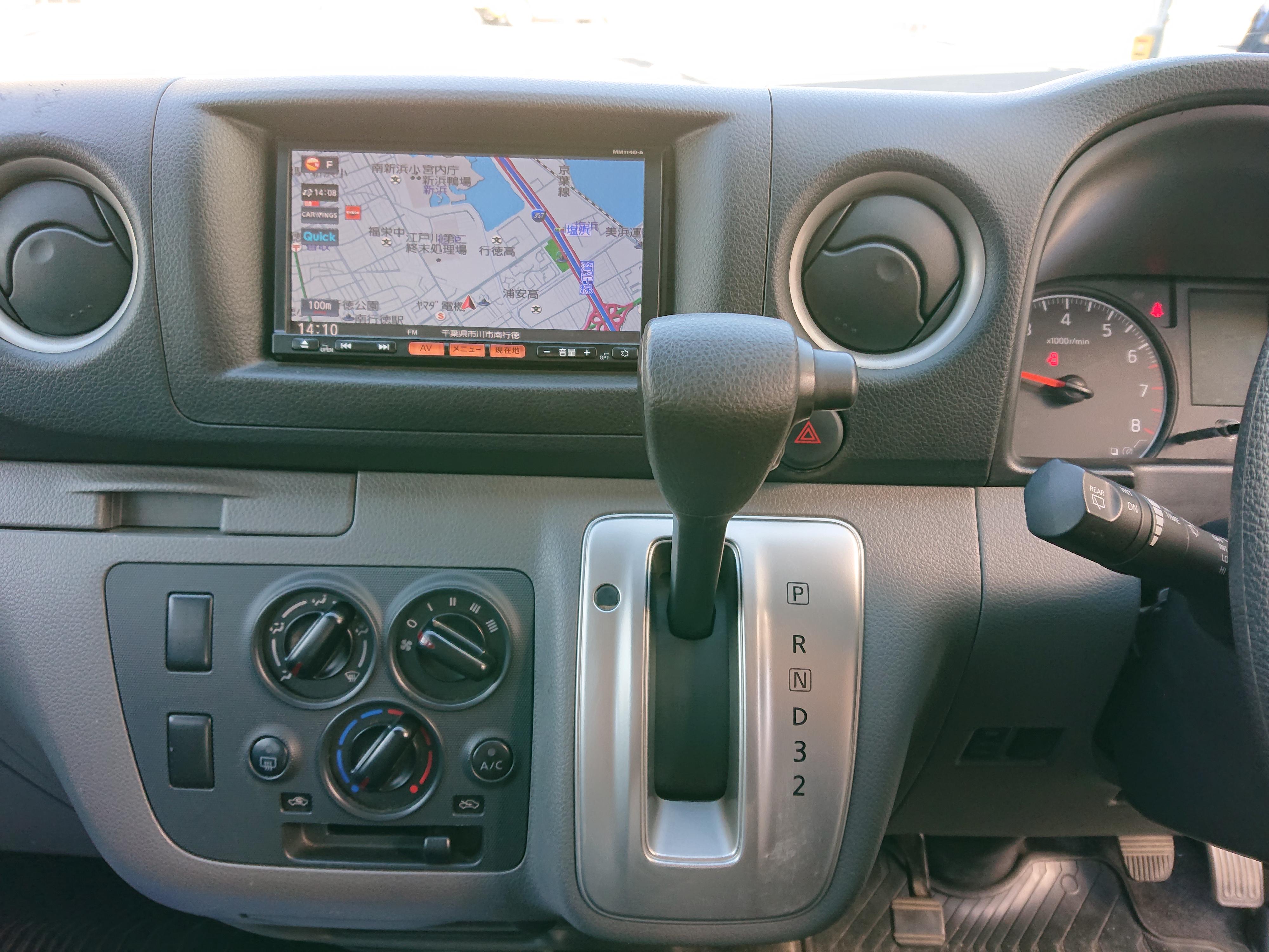 日産NV350キャラバン5ドアDXの車両写真 その10