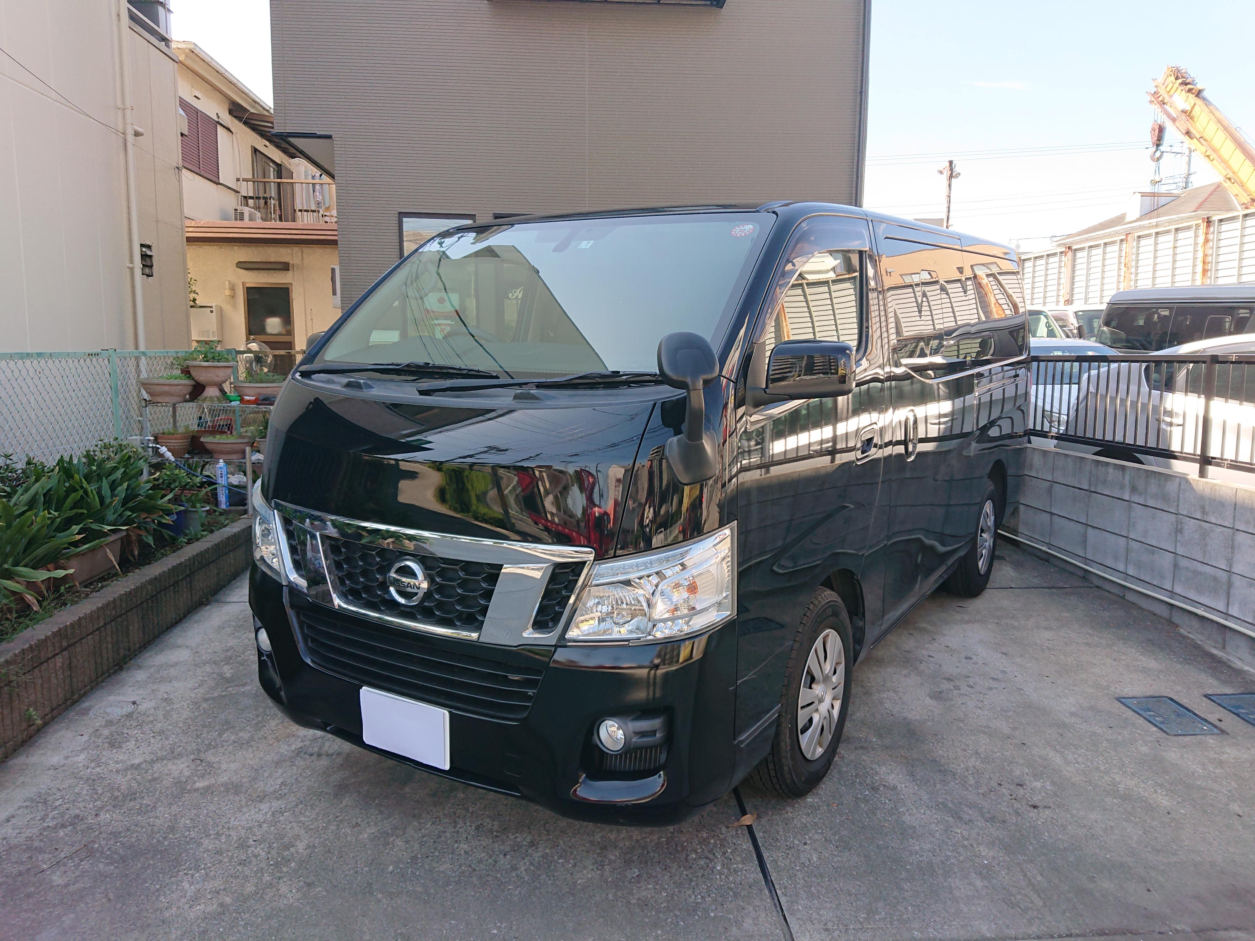 日産NV350 5DロングプレミアムGXの車両写真