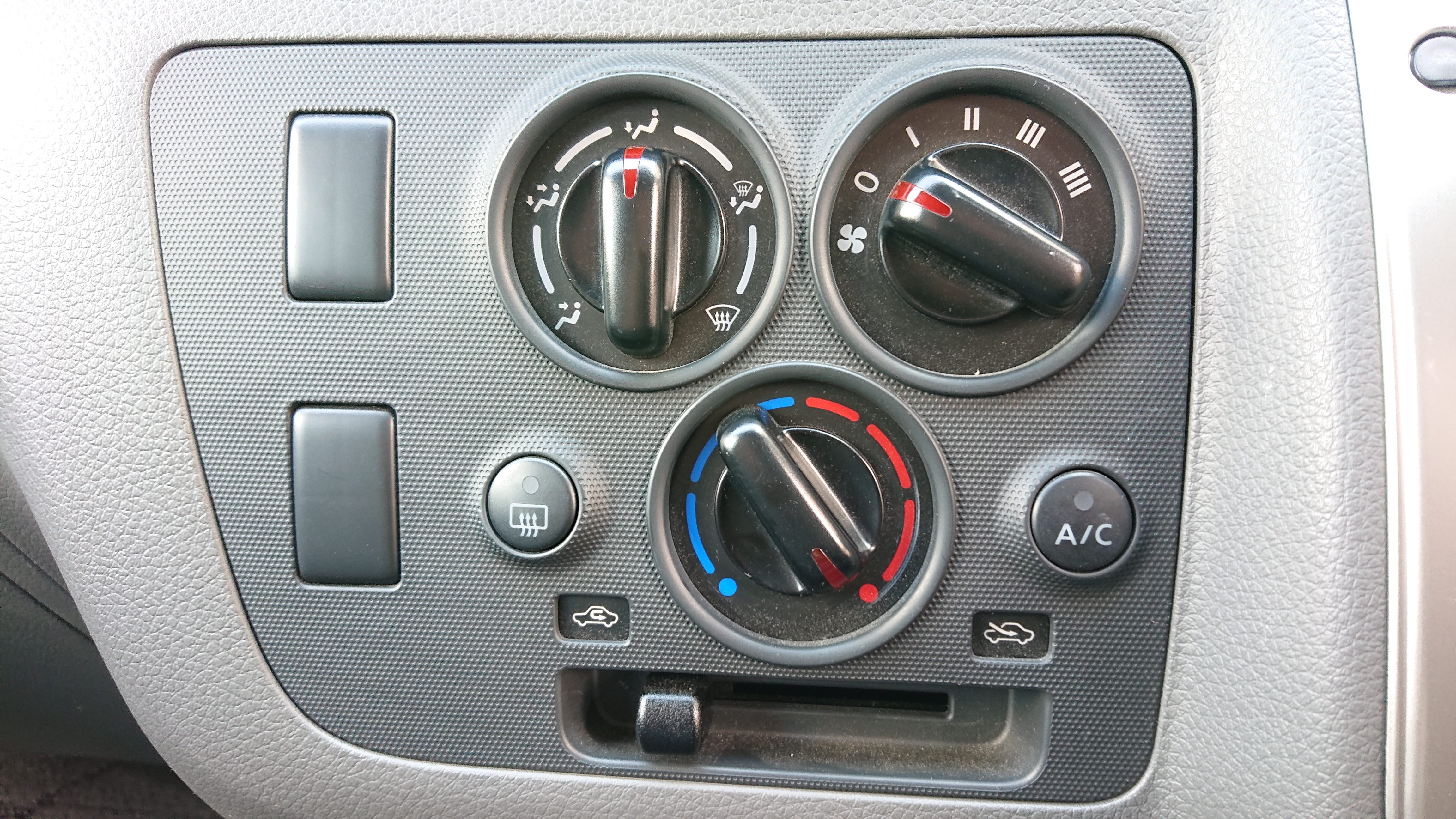 日産NV350 5ドアロングDXの車両写真 その10