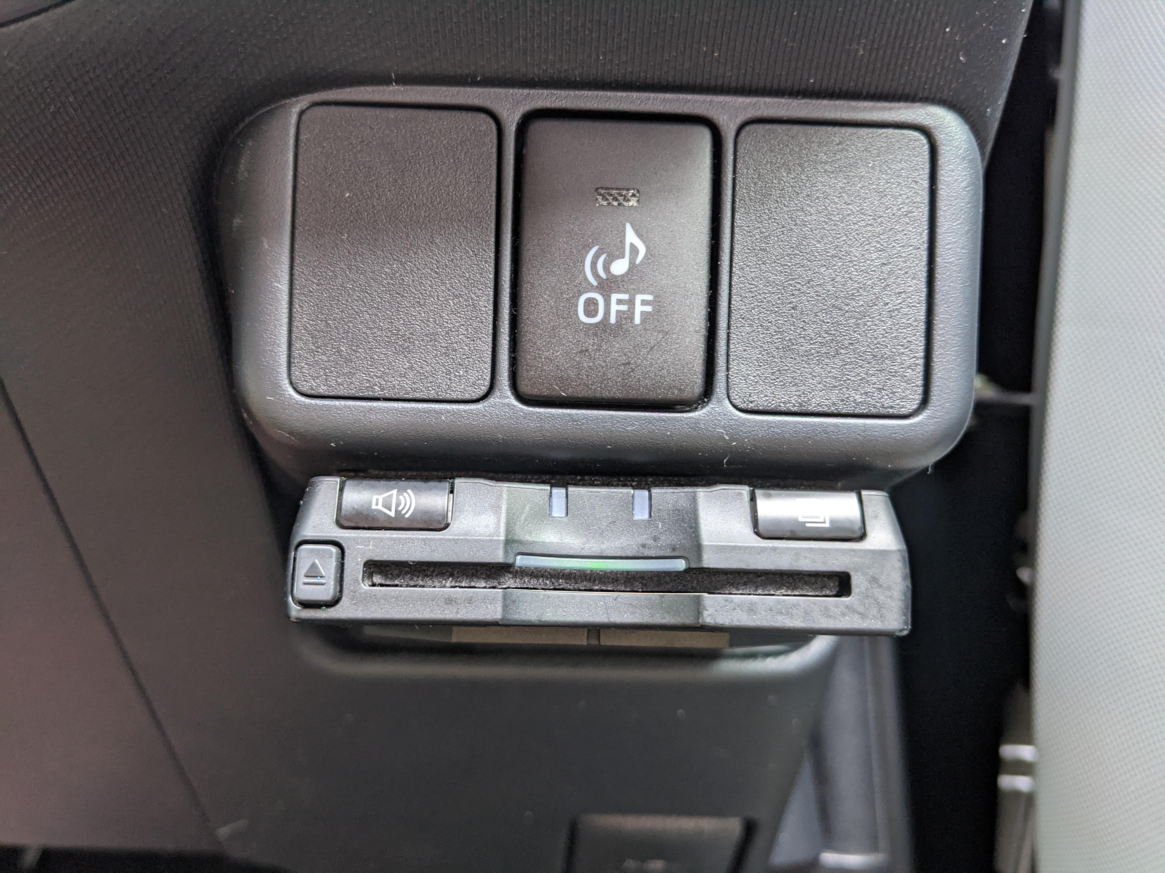 トヨタアクア5ドアS スマートエントリーPKGの車両写真 その11